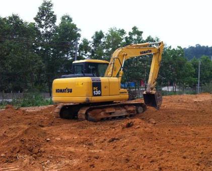贵阳小松挖掘机维修厂:小松PC130-8M0挖掘机只有快档没慢档的原因?