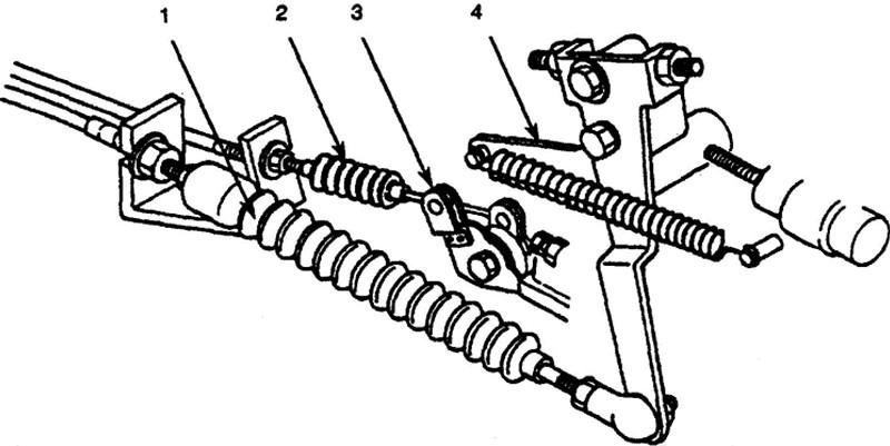 小松240-8的燃油系统结构图